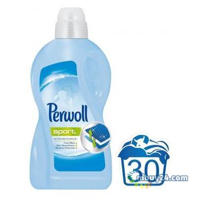 Жидкий порошок Perwoll Advanced Sport 1.8 л (9000101327748)
