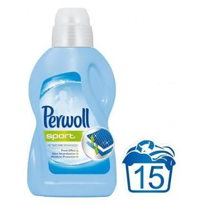 Жидкий порошок Perwoll Advanced Sport 0.9 л (9000101327663)