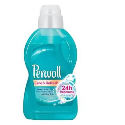 Жидкий порошок Perwoll Уход и освежающий эффект 0.9 л (9000101335705)