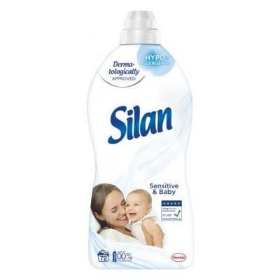 Кондиционер для белья Silan Сенситив и детский 1.8 л (9000101385618)