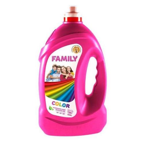 Гель для стирки цветных вещей 4 л For My Family 600193