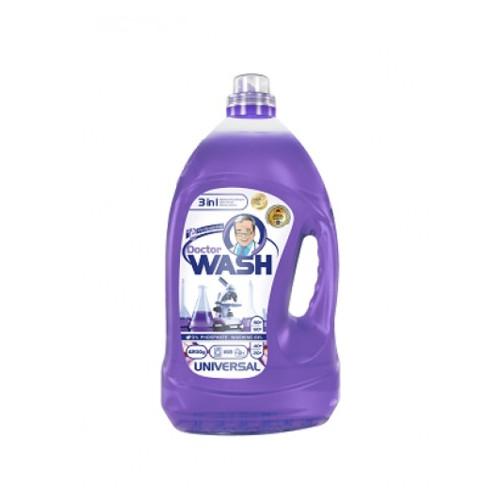 Гель для стирки универсальный 4200 мл Doctor Wash 720276
