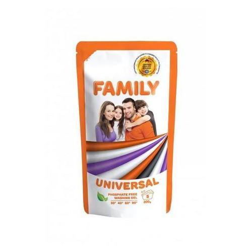 Гель для стирки универсальный 200 мл For My Family 601152