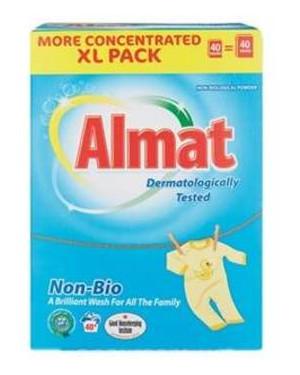 Стиральный порошок детский Almat Non-Bio 2.6кг 40 ст 000214