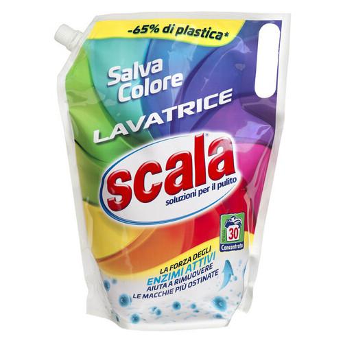 Гель для стирки с фиксацией цвета Scala Lavatrice Salve Colore 1.5 л 8006130504205