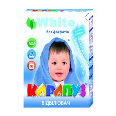 Отбеливатель Карапуз кислородный для детских вещей 500 г (4820049381580)