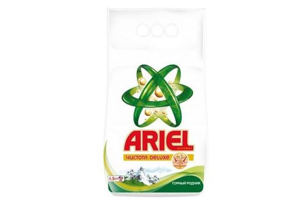 Стиральный порошок Ariel Горный Родник 4,5кг (5413149253247)