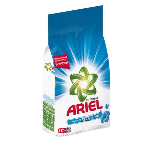 Порошок-автомат Ariel 2в1 Lenor Effect 3 кг (s.01413)