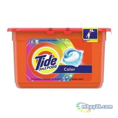 Капсулы для стирки Tide Color 12 шт (8001090758231)