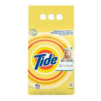 Стиральный порошок Tide Детский 2,4 кг (4015600800369)