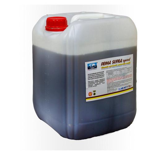 Щелочное пенное моющее средство концентрат Primaterra Supra speed 12 кг (ID302208)