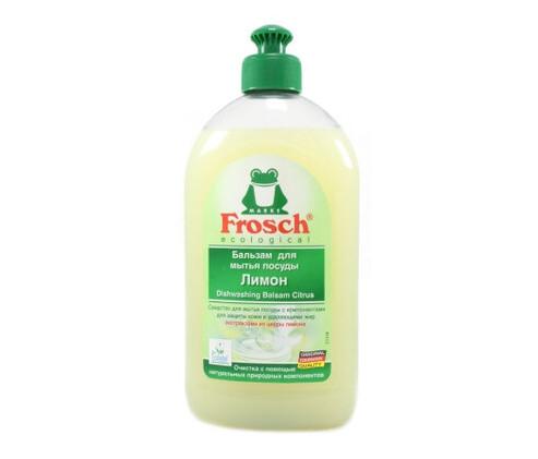 Бальзам-концентрат для мытья посуды Frosch Цитрус 500 мл (4009175170699)
