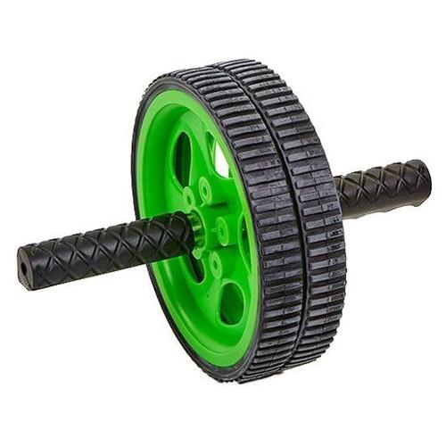 Колесо для пресса Zelart FI-4242 Черно-зеленый (56363058)