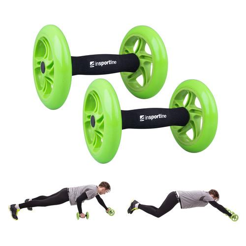 Ролик для пресса inSPORTline AB Roller Double