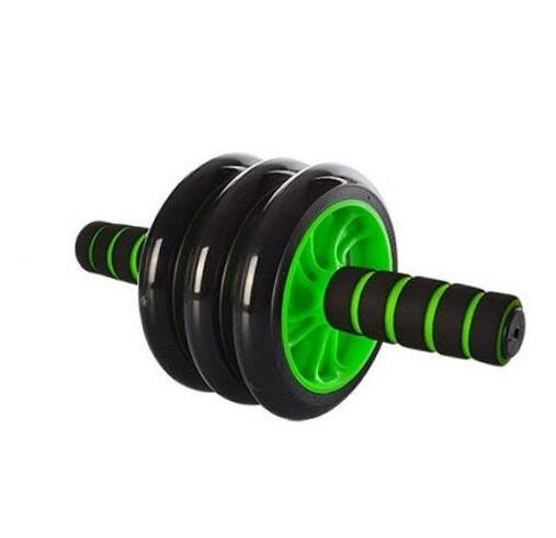 Колесо ролик для пресса Profi MS 0873 Зеленый (56394014)