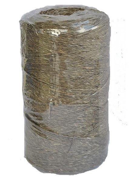 Шпагат Украина льнопеньковый 1000 текс 800гр (00060-800)