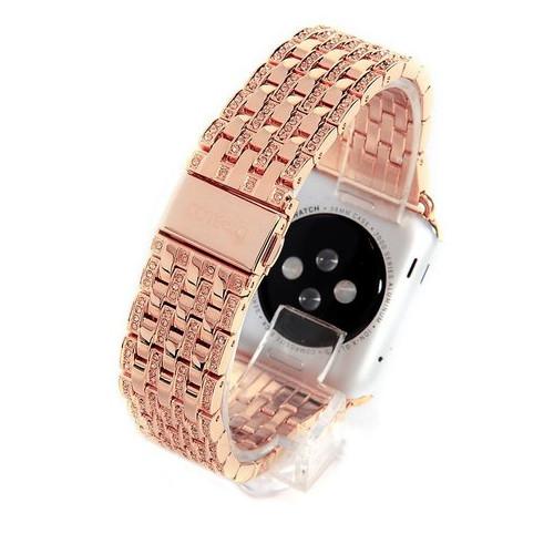 Ремешок для Apple Watch 42/44 мм - COTEetCI W4 Magnificent розовый