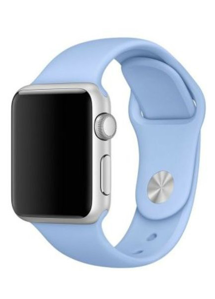 Ремешок Apple Sport Band for Apple Watch 42/44 mm sky blue (s42skyblue)