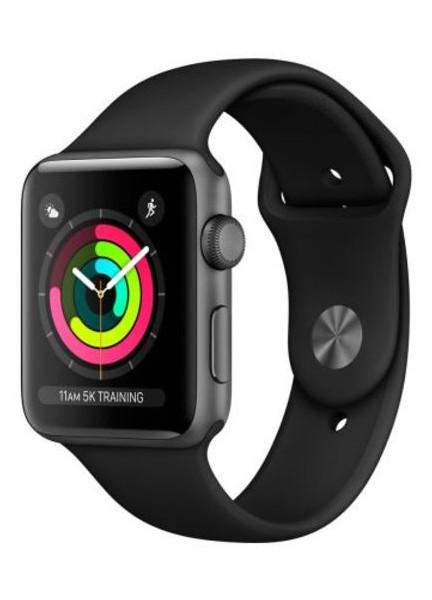Ремешок Apple Sport Band for Apple Watch 42/44mm black (S42black)