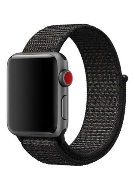 Ремешок Apple Sport loop for Apple Watch 38/40mm Black (sl40black)