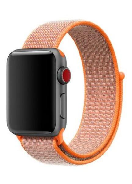 Ремешок Apple Sport loop for Apple Watch 38/40mm Spicy Orange (sl40spicyorange)