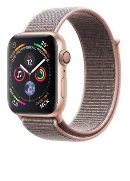 Ремешок Apple Sport loop for Apple Watch 42/44mm Pink Sand (sl44pinksand)