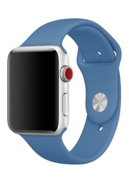 Ремешок Apple Sport Band for Apple Watch 42/44mm denim blue (s42denimblue)
