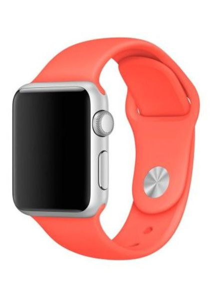 Ремешок Apple Sport Band for Apple Watch 42/44mm red (S42red)