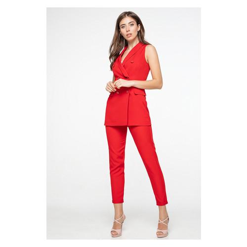 Брючный костюм Irmana 3016 р. 44 Красный