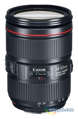 Объектив Canon EF 24-105 мм /f4L IS II USM
