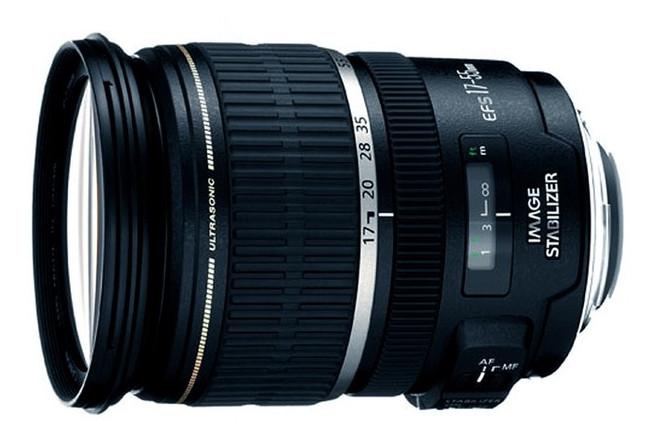Объектив Canon EF-S 17-55 mm f/2,8 IS USM