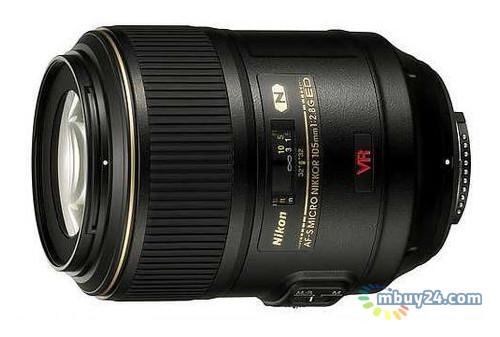 Объектив Nikon 105mm f/2.8G AF-S IF-ED VR II Micro