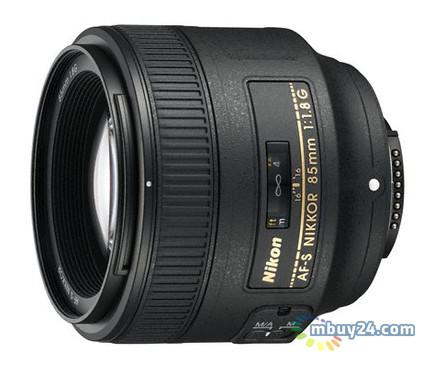 Объектив Nikon AF-S 85mm f/ 1.8G