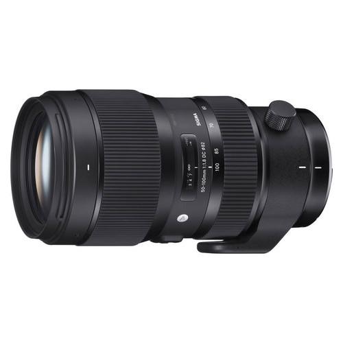 Объектив Sigma 50-100mm F/1.8 DC HSM Art (Canon)