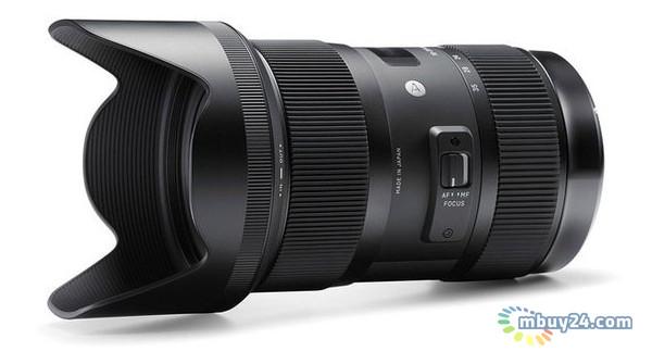 Объектив Sigma AF 18-35/1,8 DC HSM Art Nikon
