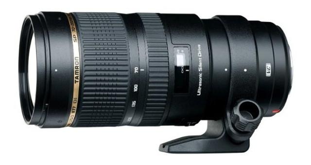 Объектив Tamron SP AF 70-200mm F/2,8 Di VC USD для Canon