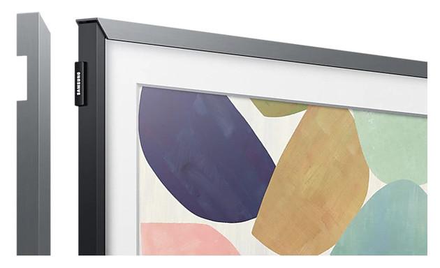Рамка для телевизора 32 Samsung The Frame VG-SCFT32BW/RU Серебристая (VG-SCFT32ST/RU)