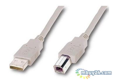 Кабель Atcom USB 2.0 AM/BM 0.8 м. ferrite core (6152)