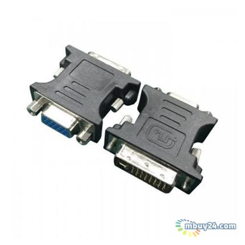 Адаптер Cablexpert (A-DVI-VGA-BK) DVI A 24+5 pin - VGA 15 pin