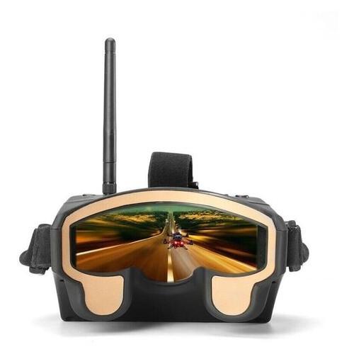 FPV очки - шлем для квадрокоптера и авиамоделей Eachine EV800