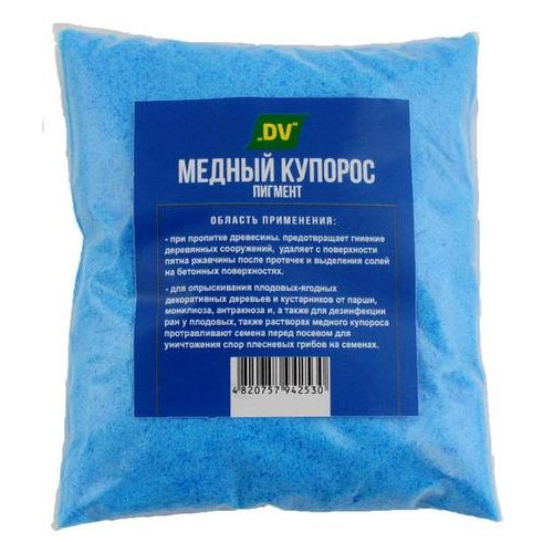 Медный купорос Украина 200 г (Х36)