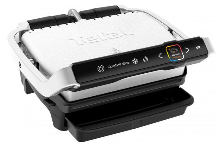 Электрический гриль Tefal GC-750-D30 Opti Grill Elite