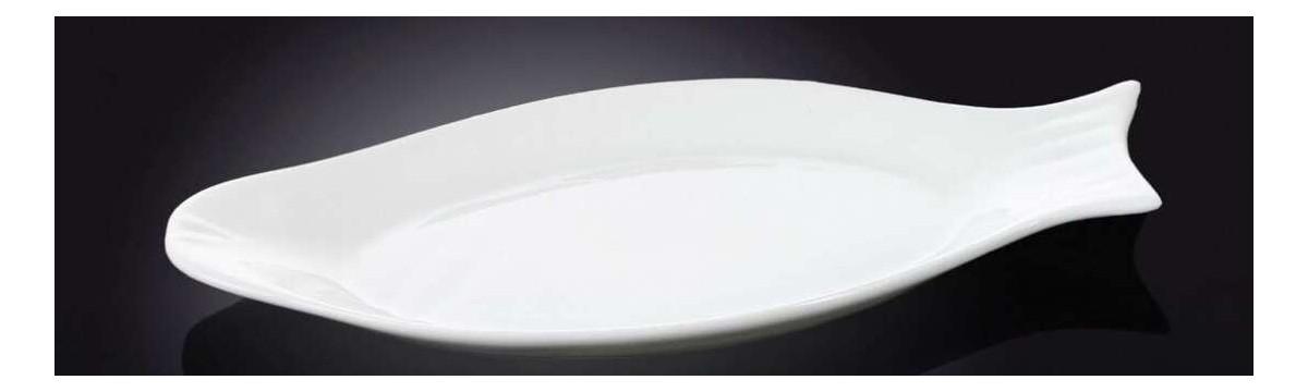 Блюдо Wilmax для рыбы 33 см. WL-992008