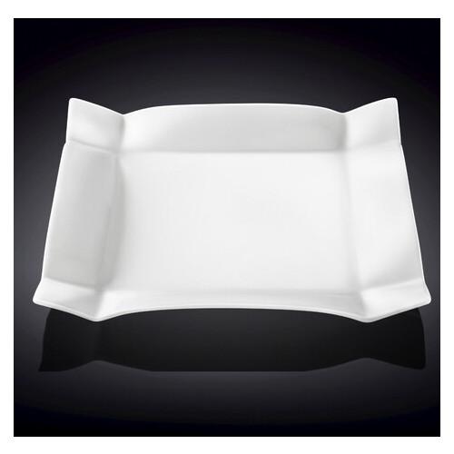 Блюдо квадратное 35,5х35,5 см Wilmax WL-991257