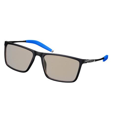 Защитные очки 2Е Gaming Anti-blue Glasses Black-Blue (2E-GLS310BB)