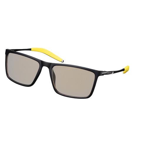 Защитные очки 2Е Gaming Anti-blue Glasses Black-Yellow (2E-GLS310BY)