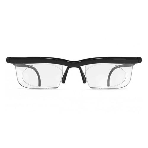 Очки Adlens Adjustables Black с диоптриями