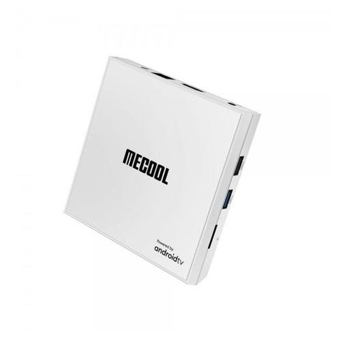HD медиаплеер Mecool KM9 Pro Honour Android TV (S905X2/4GB/32GB) google certificate White