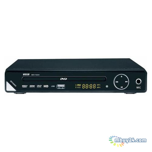 Медиаплеер Mystery Electronics MDV-744UH