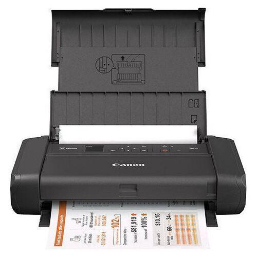 Принтер А4 Canon mobile PIXMA TR150 с Wi-Fi with battery